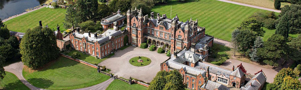 Capesthorne Hall, Macclesfield